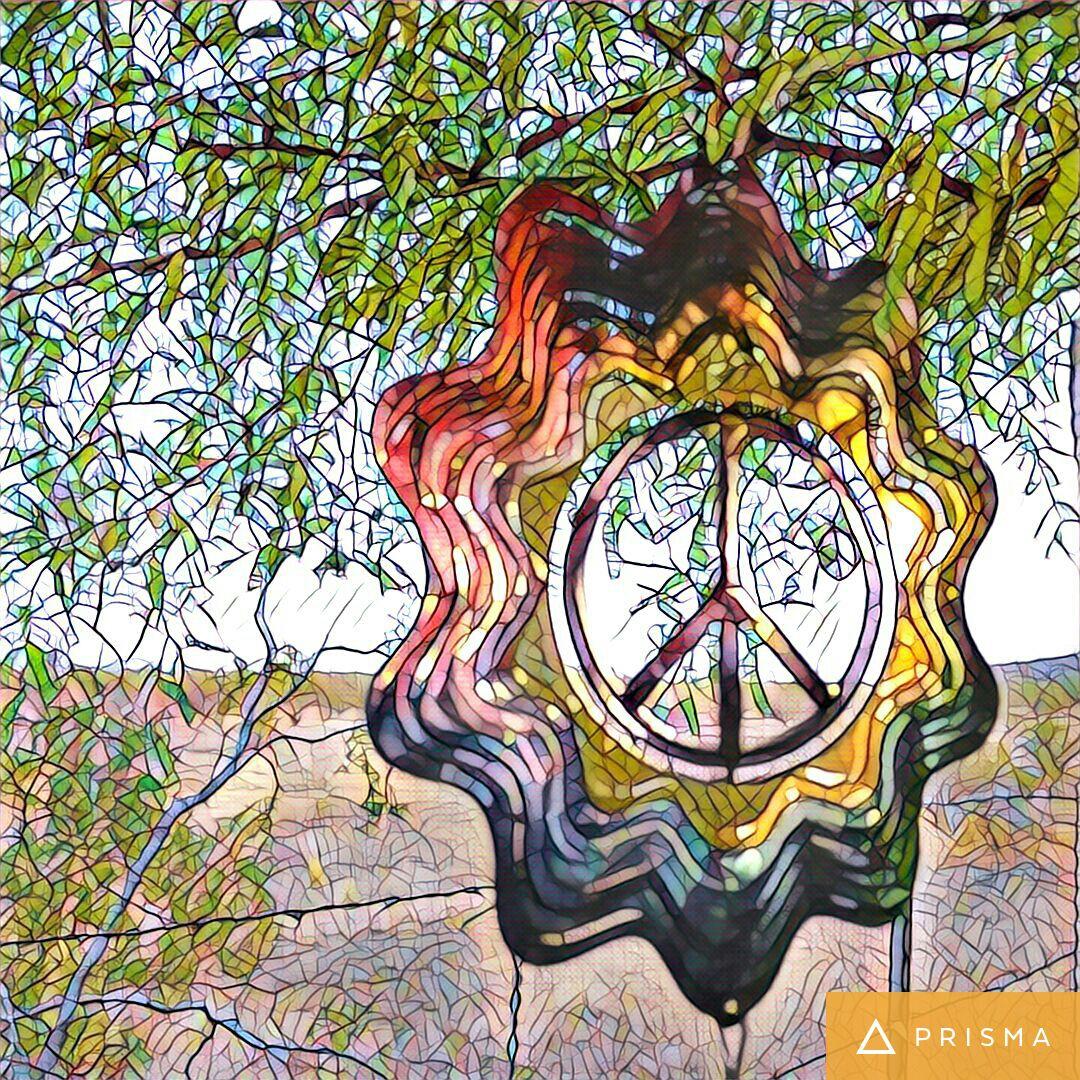 Peace Mosaic