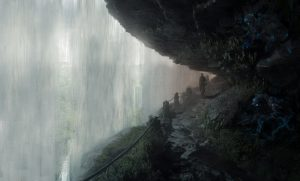 behind-the-waterfall